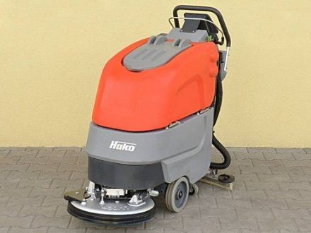 "Hako B30 17"" Scrubber Drier (Refurbished)"